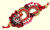 Traditional Rakhi Styles